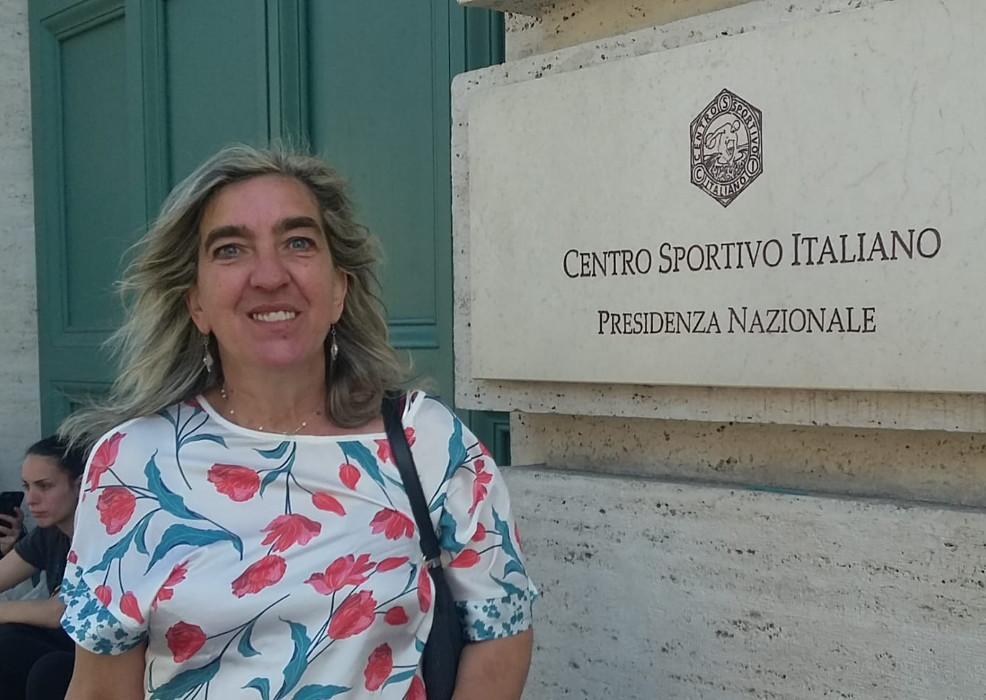 Nicoletta Castellini eletta consigliere nazionale