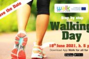 Walking day, appuntamento il 18 giugno