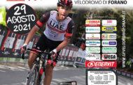 Il 29 agosto il campionato nazionale di ciclismo su strada