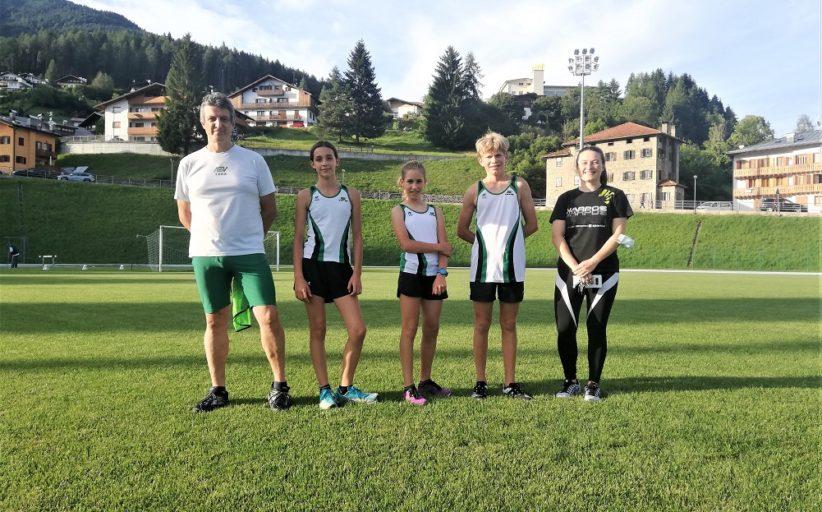 I risultati delle gare in pista di Vallesella