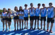 14 medaglie per Csi Belluno al Gran premio nazionale di atletica di Grosseto